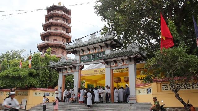 tu dam pagoda 2019
