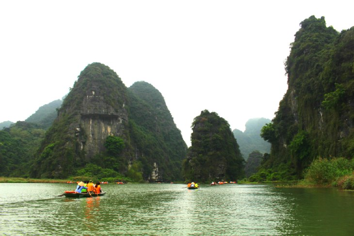 Trang An - Top 5 attractions in Ninh Binh